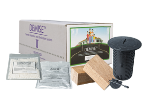 DEMISE Termite Management Systems