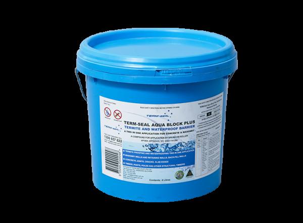 Aqua Block Plus Termite Barrier