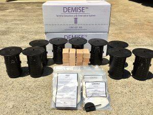 DEMISE Termite Management Systems
