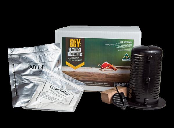 DIY Termite Detection Half Kit