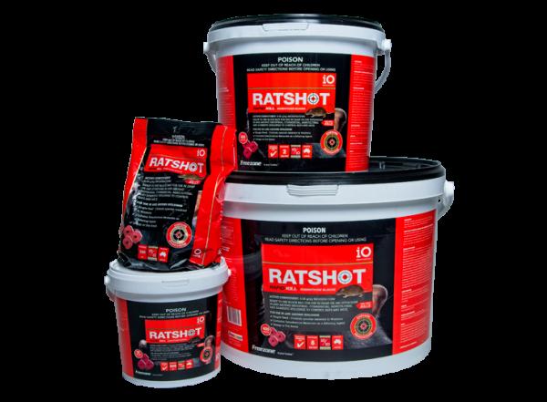 Ratshot Rapidkill Bait BlocksRange