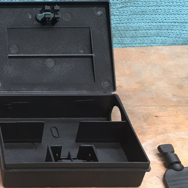 Mouse Bait Station With Key
