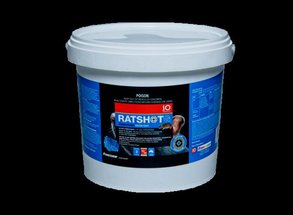RatshotG GrainBait Rodenticide 2kg